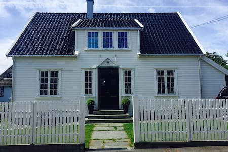 Villa 10 min walk to Stavanger city