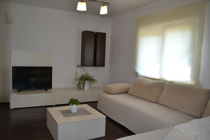 Comfortable apartment in natural environment - Grobnik - Departamento