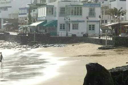 Habitacion en  centro Playa Blanca.