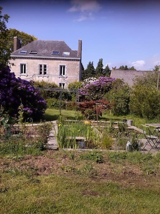 Chambre chez l 39 habitant houses for rent in qu ven - Chambre chez l habitant france ...