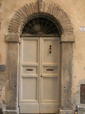 Casa Ottorenghi - Sarteano - Haus