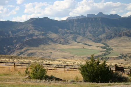 Yellowstone Park vicinity