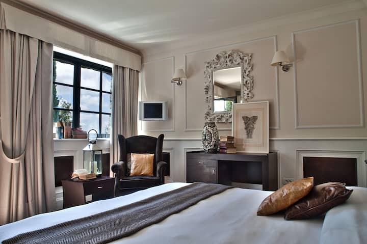 Hotel Villa Fiesole, Prestige Room