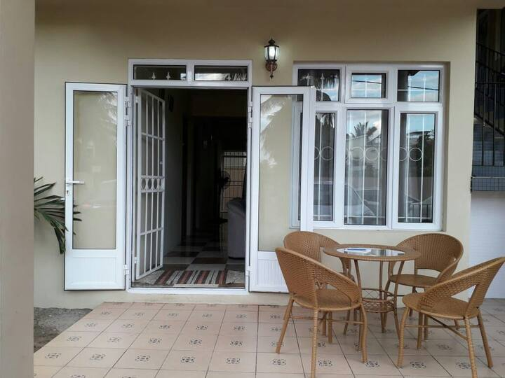Ground Floor Apt in Flic en Flac