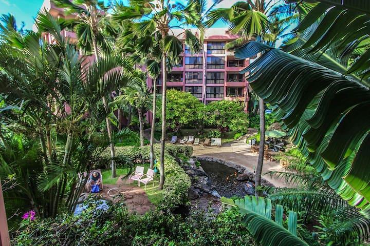 ❤️ Top Rated Maui Resort *Kahana Falls* 1B#2