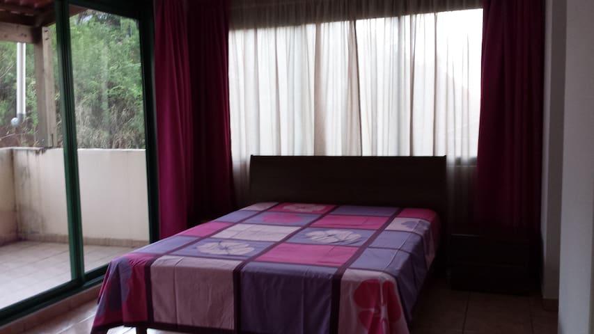 chambre cosy proche de toutes commodités - Pape'ete - Huoneisto