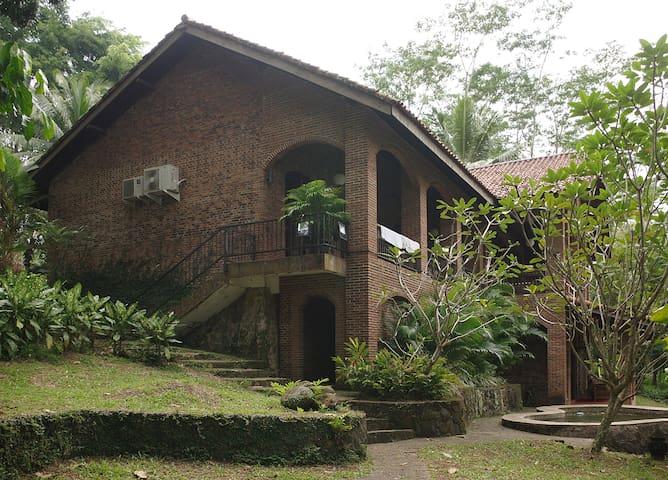 Family Villa Located in Tsunami Safe Zone