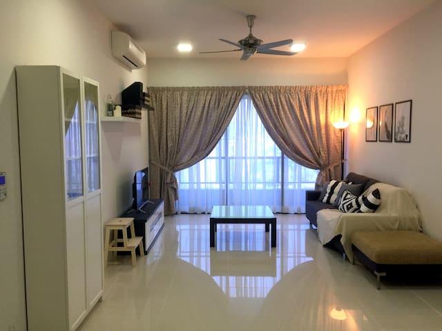 CozyHome@G Residence, 10mins toKLCC&Bukit Bintang