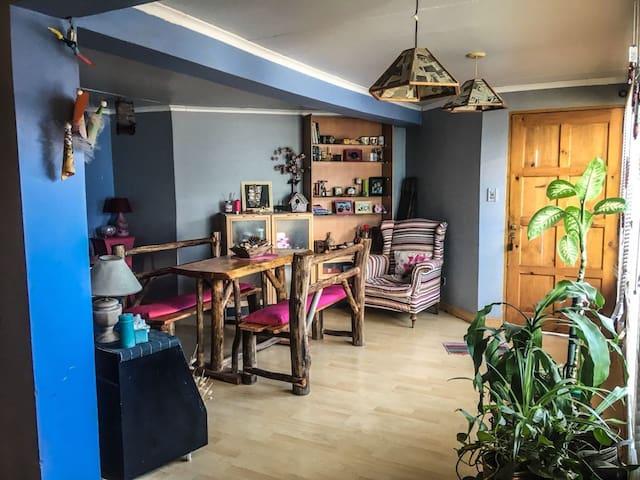 Habitación mixta compartida - Le Baobab B&B