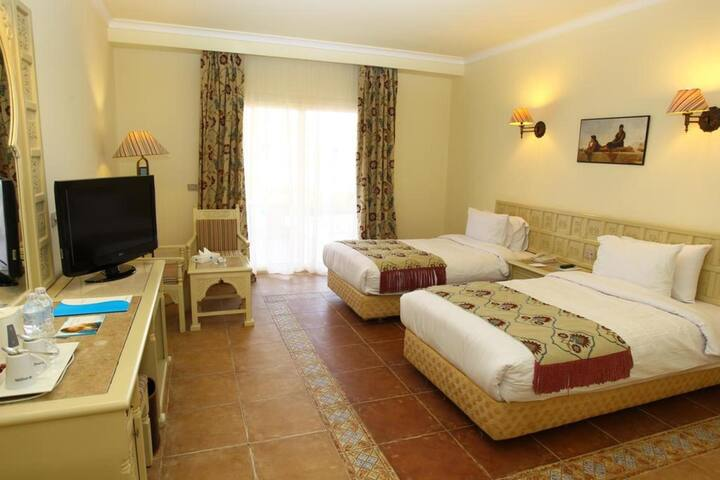 Exclusive Double Garden View At Hurghada