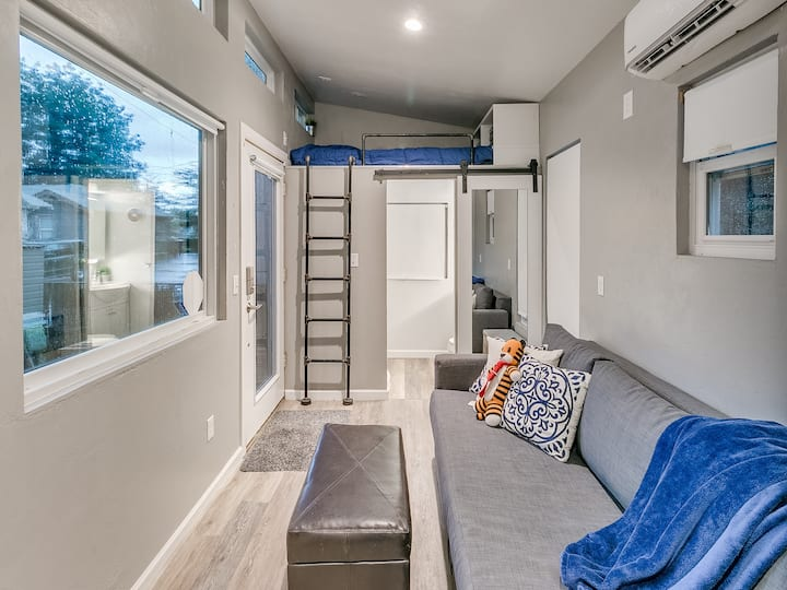 OKC Tiny Home - Near Plaza & Midtown