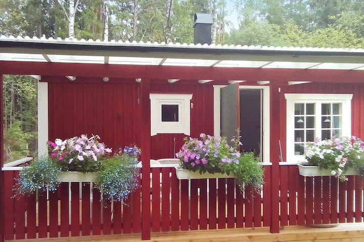 5 person holiday home in LINNERYD
