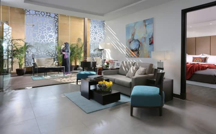 Ascott Tahlia Jeddah, 1 Bedroom Penthouse