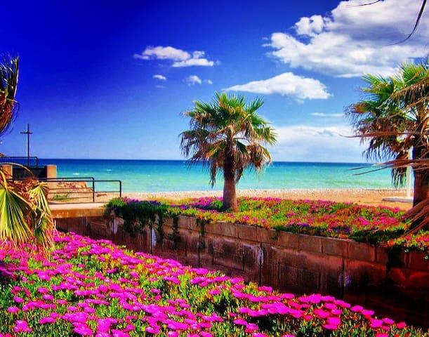 Apartamento Playa Moncofar. Mediterranean Beach