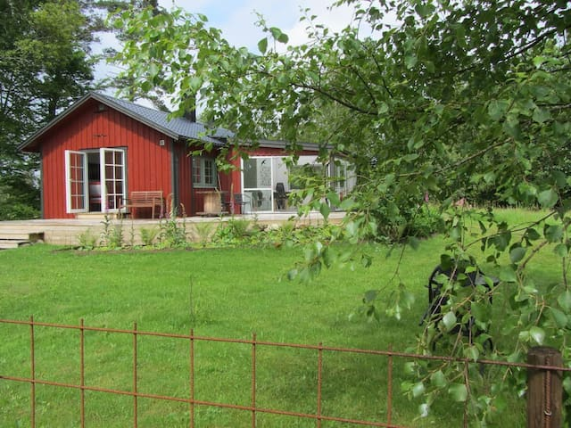Sommarstuga i Håralt, Simlångsdalen - Simlångsdalen - Srub