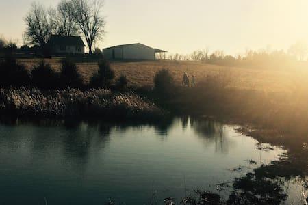 Abundant Hill Farm - Fulton - House