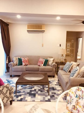 Inai Apartment@Glory Beach for 6 people