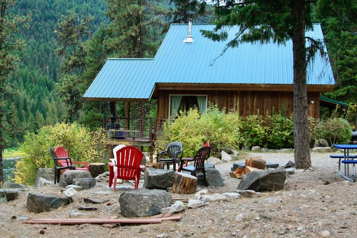 Clark Fork River Lodge - Saint Regis - Дом