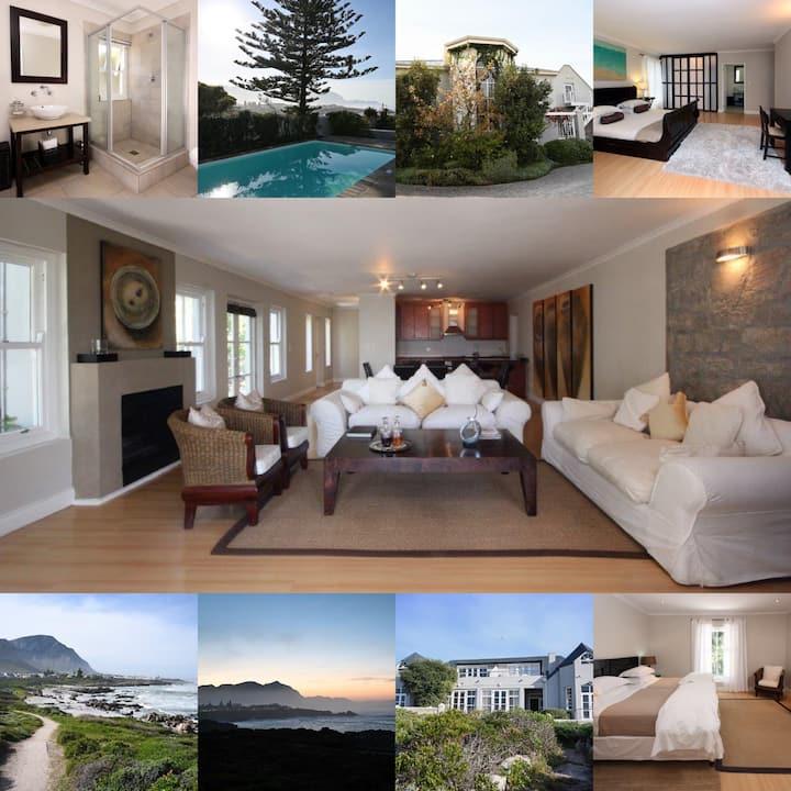 Ocean Eleven - Entire House- 7 bedrooms- Sea View