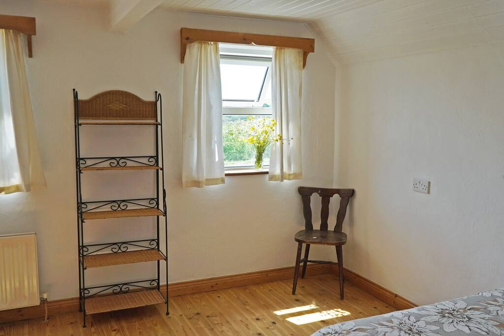 Bedroom 1 with stunning view of Liscannor Bay