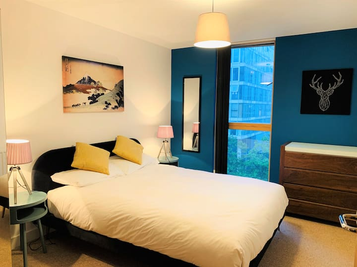 The Apartment Rooms @Vizion35 - stylish 2 bed