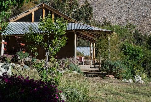Mundo Elqui, cabaña en Valle del Elqui, Cochiguaz