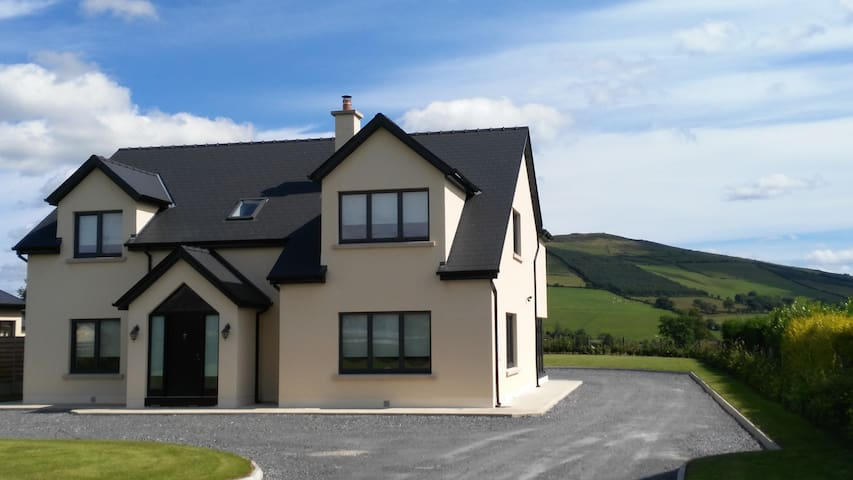 Ensuite double room on ground-floor - Baltinglass - Hus