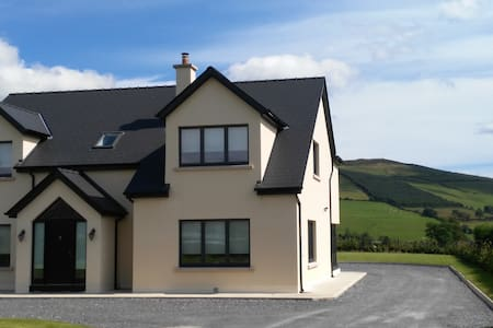Ensuite double room on ground-floor - Baltinglass - Huis