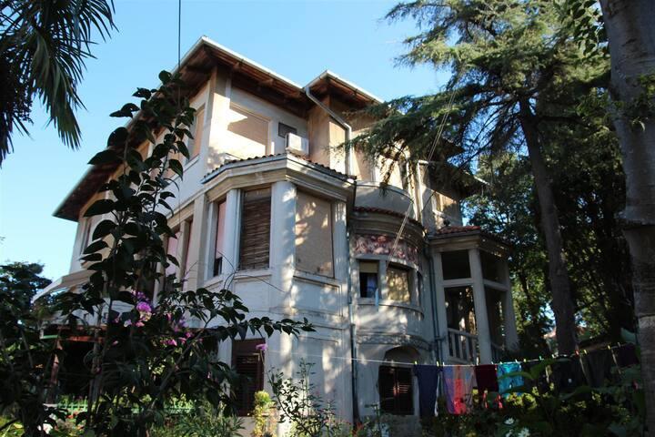 FLORA MARIS apartment in a villa