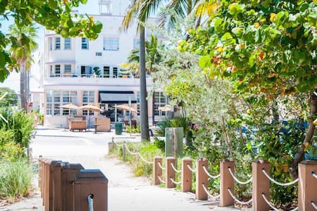 SWEET OCEAN STUDIO @ THE BEACH - Miami Beach