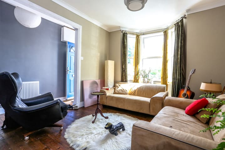 Clean Charming house for 3-5 person - Londen - Huis