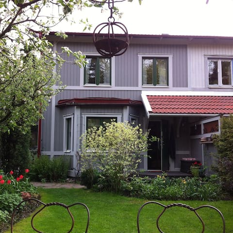 Charming house in Stockholm archipelago, near city