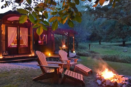 Experience nature, The romantic way