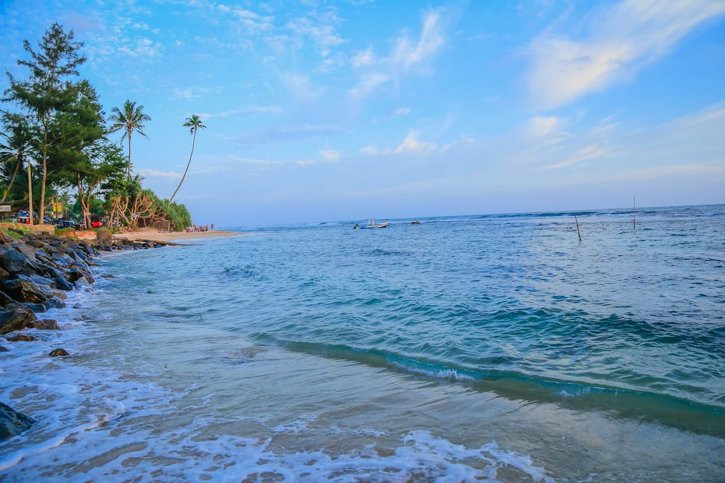 Stunning Madiha Beach
