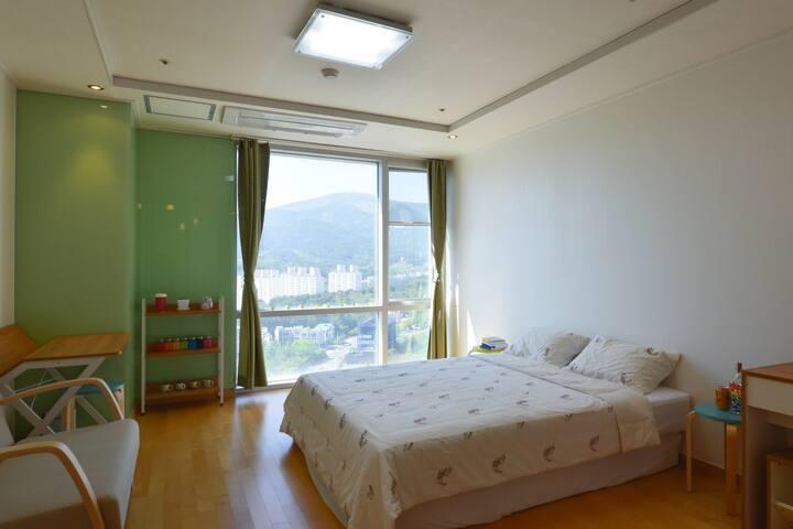 ★★New)CityView)2)시티뷰 - 부산 - Apartment