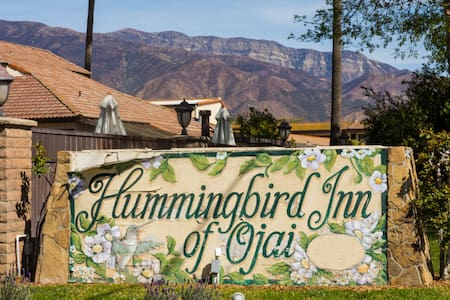 Hummingbird Inn Ojai, Standard Two Queens