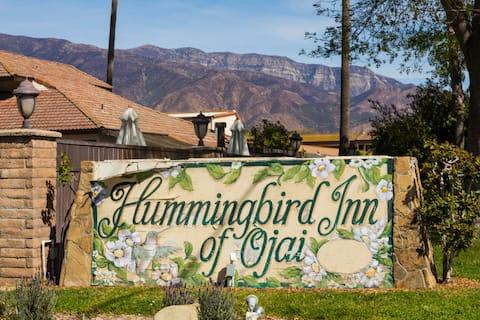 Hummingbird Inn Ojai, Standard Two Queens