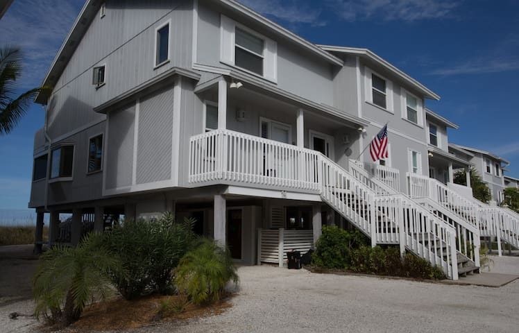 Boca Grande Beach Front Townhouse - Boca Grande - Rekkehus