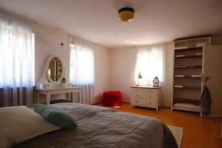 Altes Haus zum Wohlfühlen, Parterre - Usingen - Apartamento