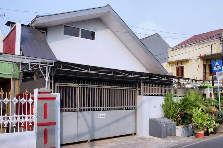 A Nice Home at Central Jakarta