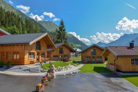 Ferienhütte Lechtal