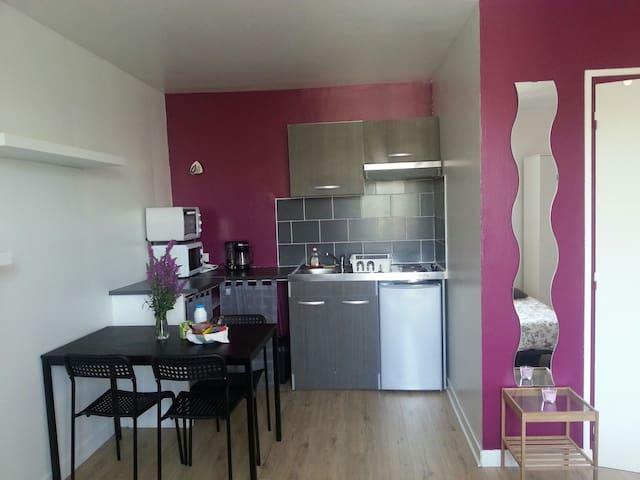 studio violet entre perros guirec et paimpol - Langoat - Flat