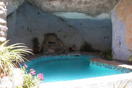 casa rustica, acogedora y tranquila - Guajar-Faragüit