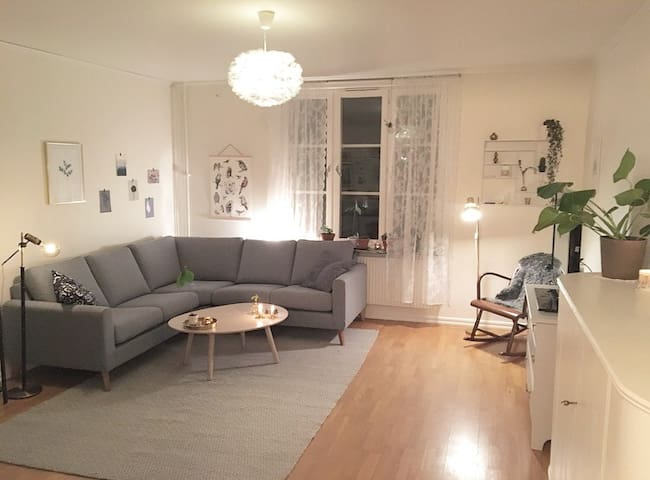 Large apartment close to the city center