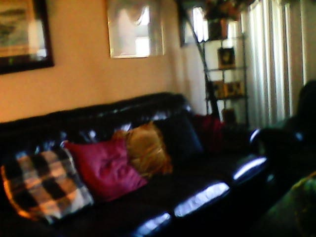 Bigger and Comfortable Couch.