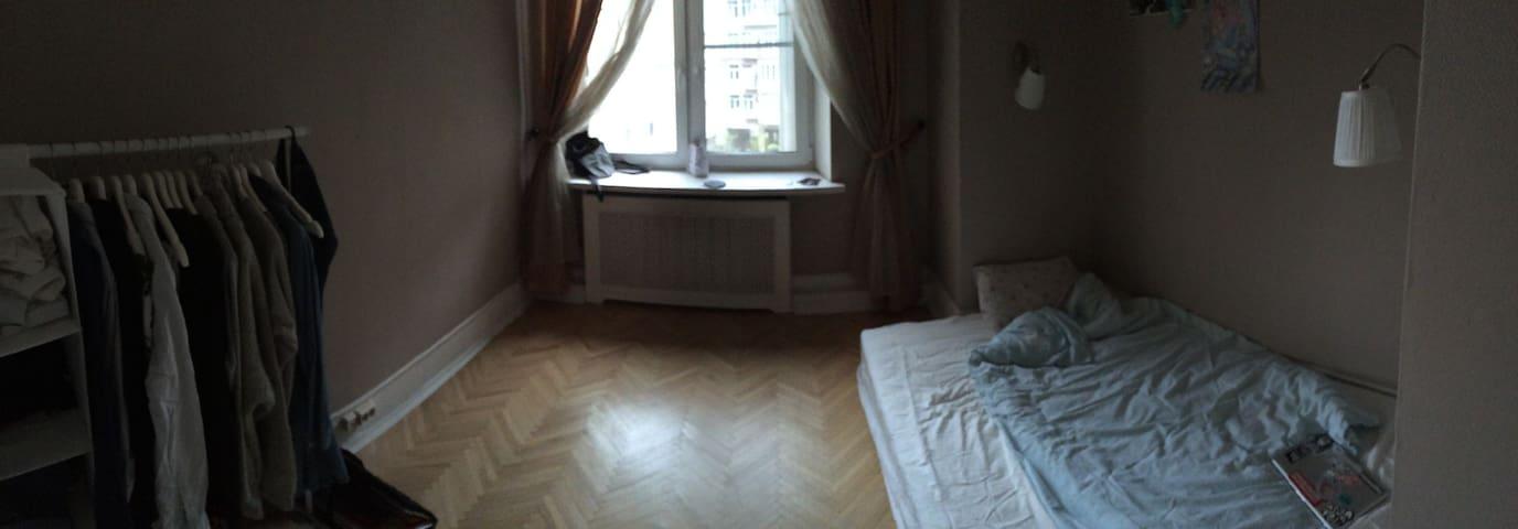 perfect room in house on embankment - Moskva - Lägenhet