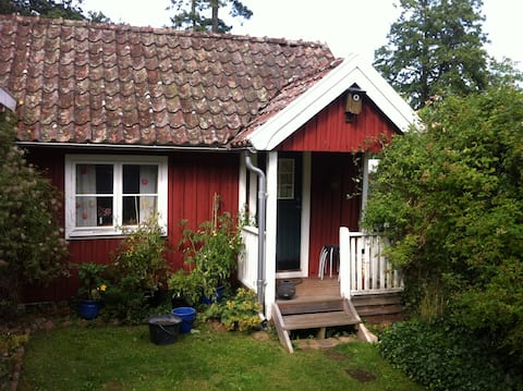 Cozy cottage in the middle of Brösarp.