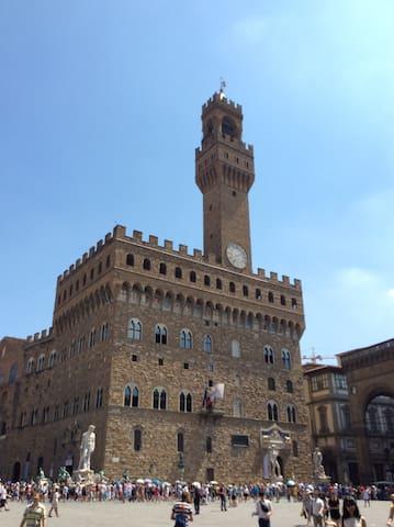 Cosimo Lovely Apt - Piazza Signoria