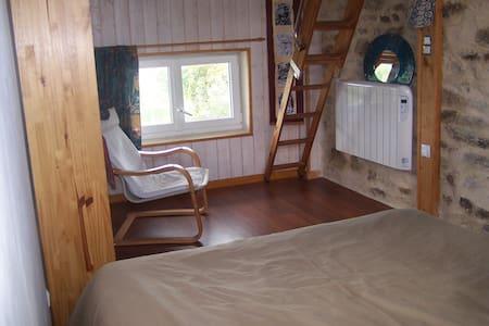 Concarneau,  chambre typique calme près de la mer