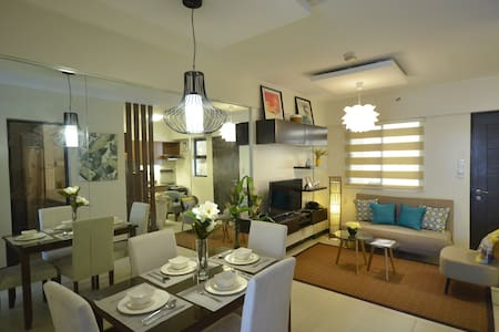 NEW 2BR CONDO UNIT IN RESORT-LIKE ENCLAVE - Muntinlupa